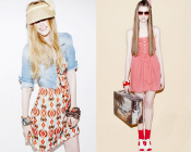 Bershka: Lookbook primavera-verano 2011